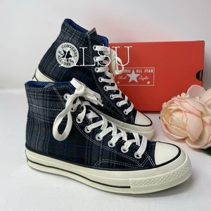 Converse Chuck 70 High Top Wool Thunder W AUTHENT